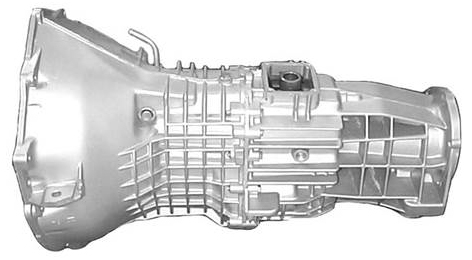 how to identify a chevy nv3500 transmission
