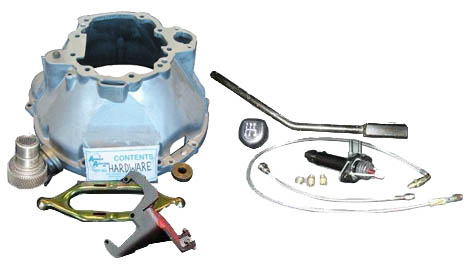 Peugeot Replacement Kit using the AX15 for use with NP207 Transfer Cases -  Free Shipping
